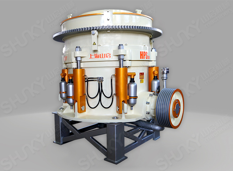 HPS多缸液压圆锥破碎机
